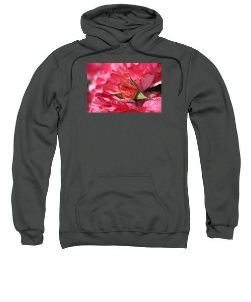 Amongst The Rose Petals Sweatshirt