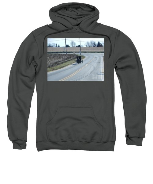 An Afternoon Buggy Ride Sweatshirt
