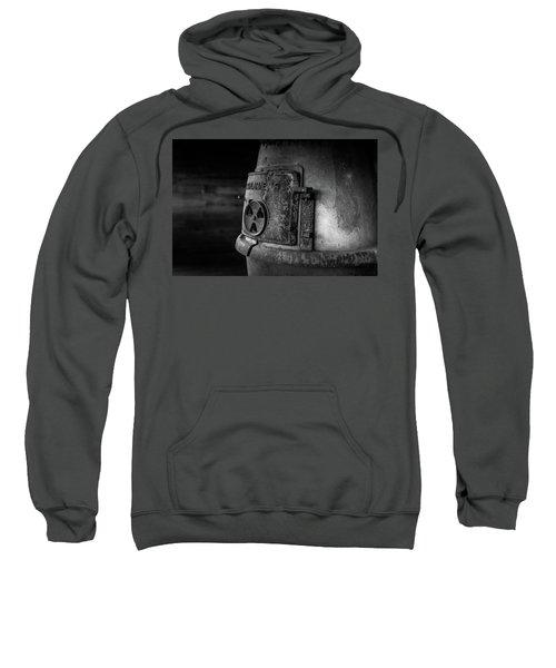 An Antique Stove Sweatshirt