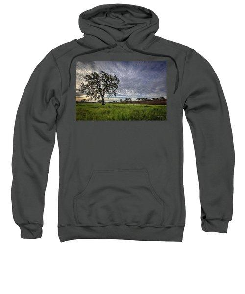 An April Sunday Morning Sweatshirt