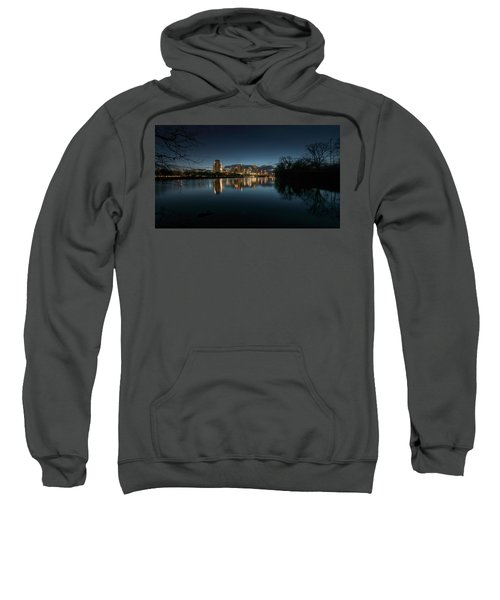 An Hour Before Sunrise Sweatshirt