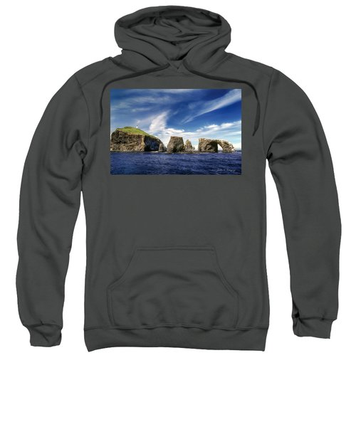 Channel Islands National Park - Anacapa Island Sweatshirt