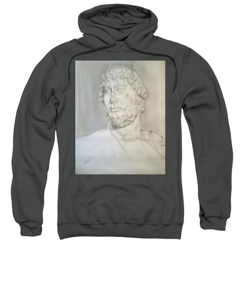 Ancient Greek Statue Sweatshirt