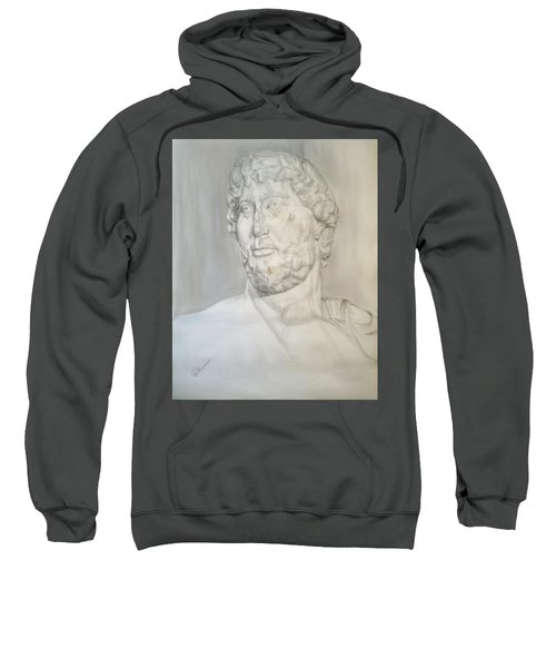 Ancient Greek Statue Sweatshirt