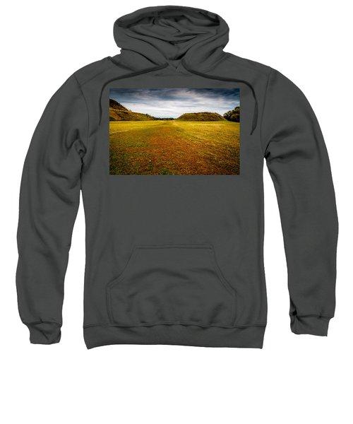 Ancient Indian Burial Ground  Sweatshirt