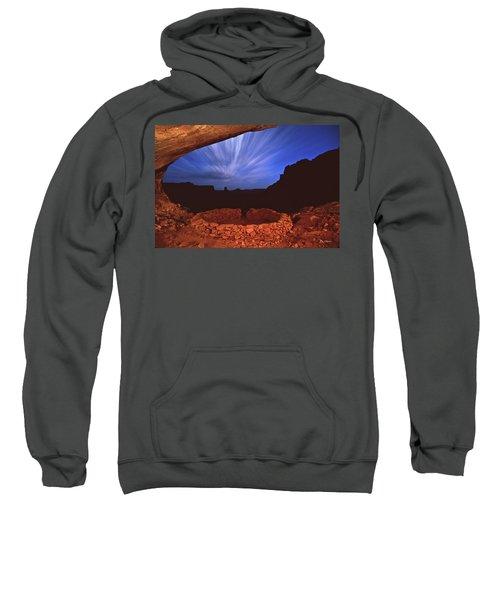 Ancient Night Sweatshirt