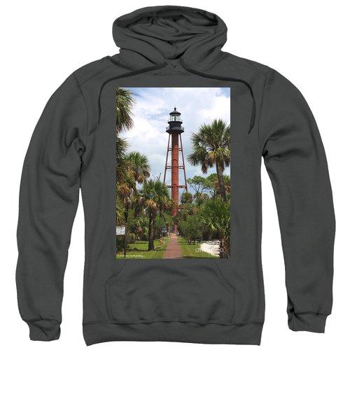 Anclote Key Lighthouse Sweatshirt