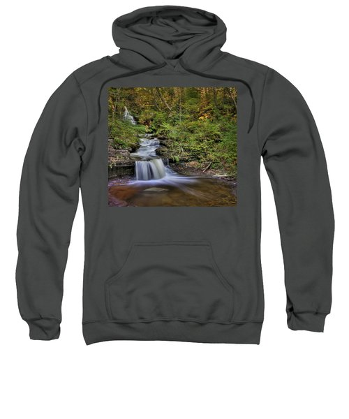 ...and Down It Goes... Sweatshirt