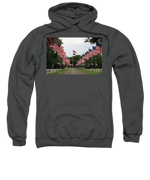 Andersonville National Cemetery Sweatshirt