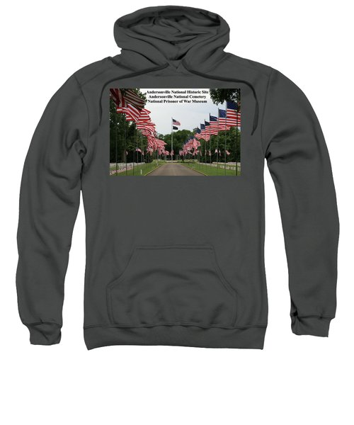 Andersonville National Park Sweatshirt