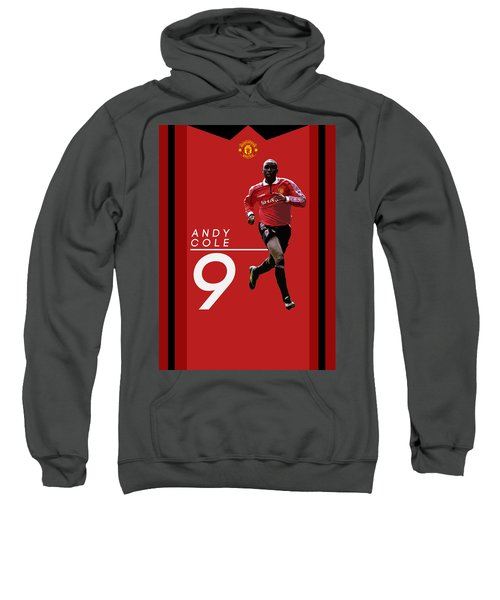 Andy Cole Sweatshirt by Semih Yurdabak
