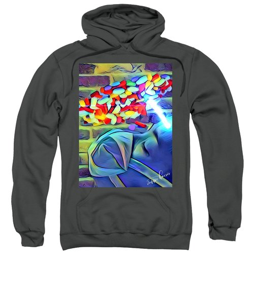 Anesthetized  Sweatshirt