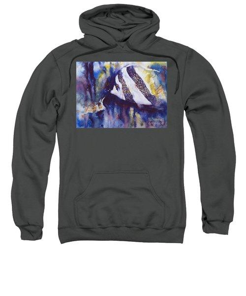Angel And Unicorn Sweatshirt