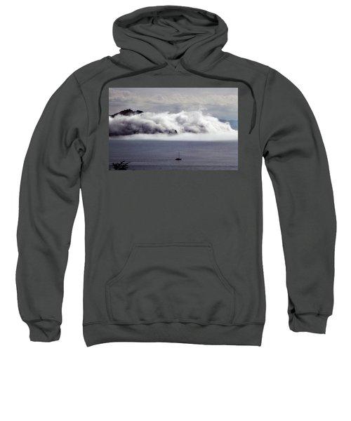 Angel Island Fog Sweatshirt