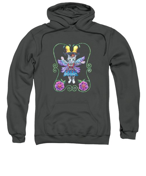 Angel Kitty Love Sweatshirt