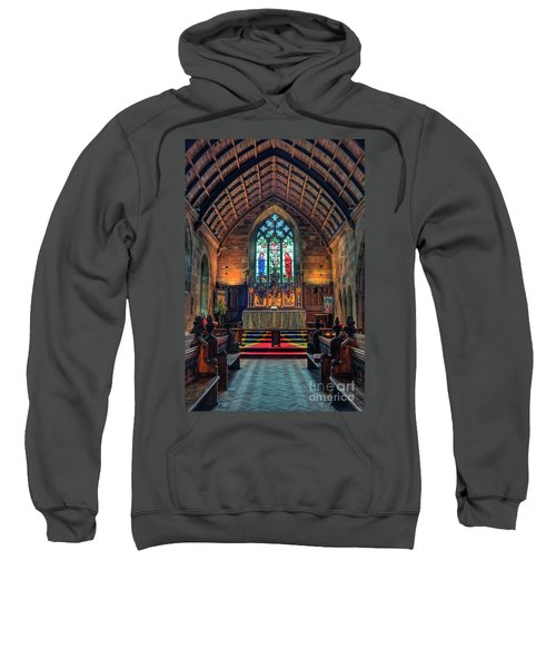 Angels Light Sweatshirt