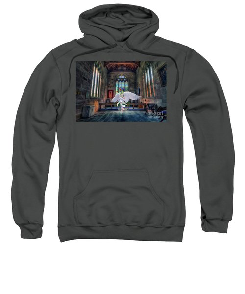 Angels Love And Guidance Sweatshirt