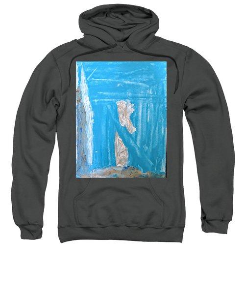 Angels Under A Bridge Sweatshirt