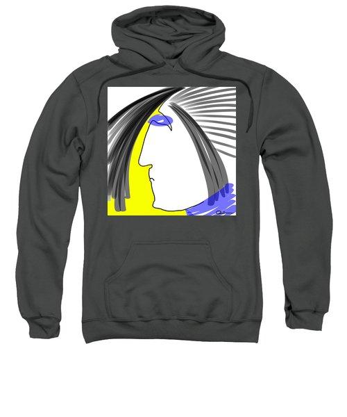 Angry 3 Sweatshirt