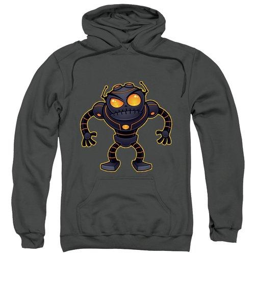 Angry Robot Sweatshirt