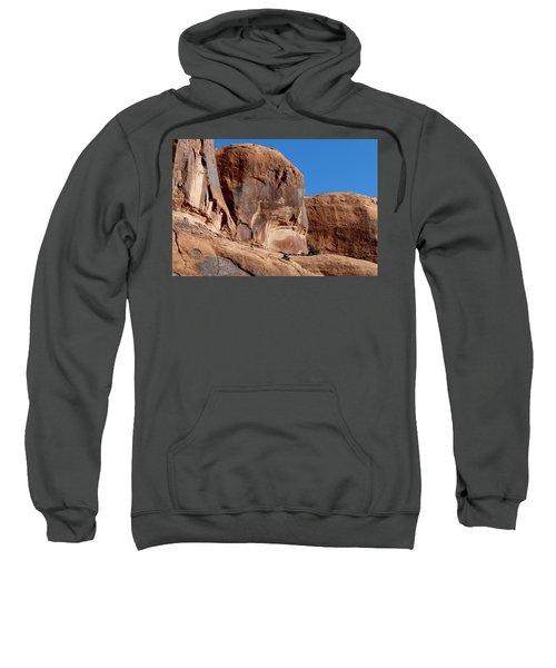 Angry Rock - 2  Sweatshirt
