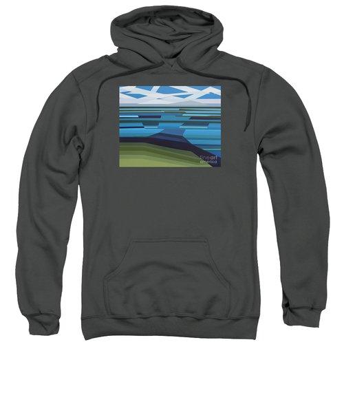 Angular Lake Sweatshirt