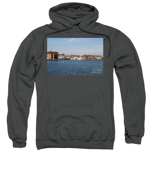 Annapolis City Skyline Sweatshirt
