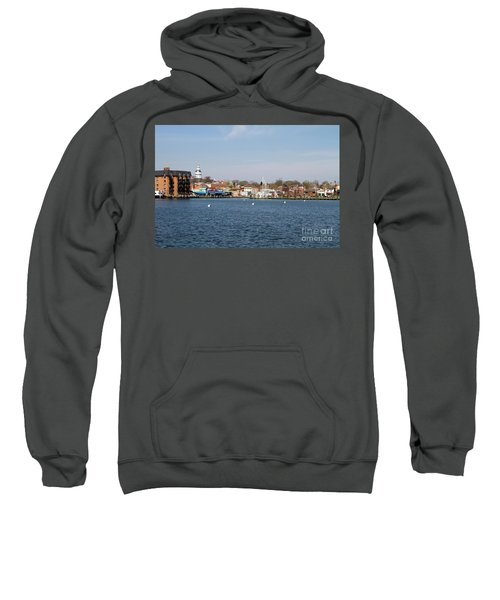 Annapolis City Skyline Sweatshirt