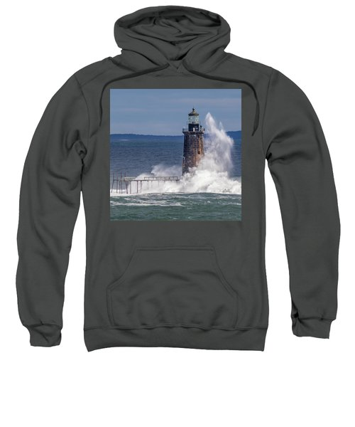 Another Day - Another Wave Sweatshirt