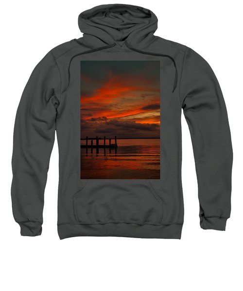 Another Day Is Done Sweatshirt