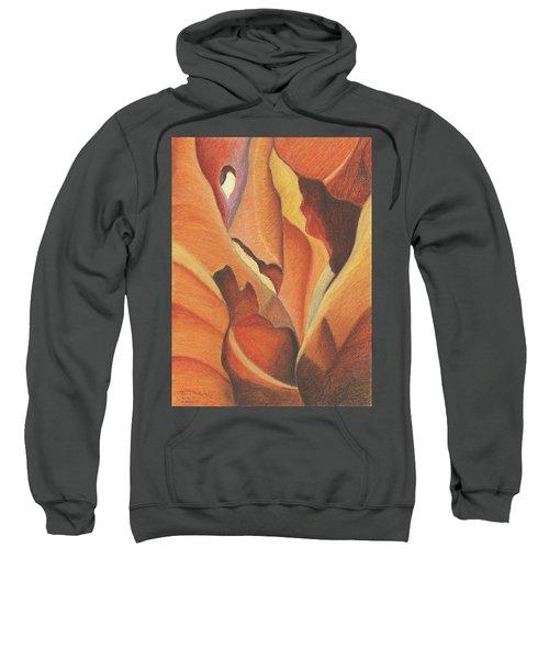 Antelope Canyon 4 - For Gloria Sweatshirt