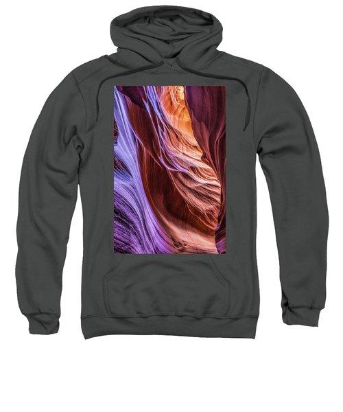 Antelope Canyon Air Glow Sweatshirt