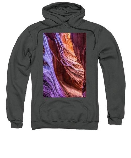 Antelope Canyon Air Glow Sweatshirt