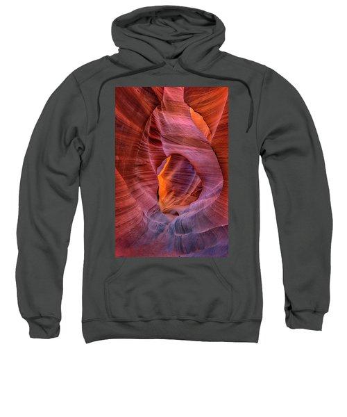 Antelope Canyon Chimney Sweatshirt