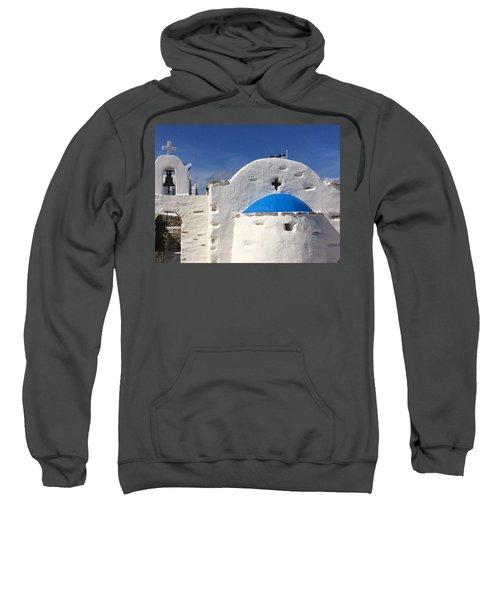 Antiparos Island Greece  Sweatshirt