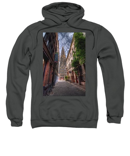Antwerp Cathedral Sweatshirt