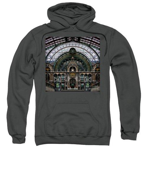 Antwerp Train Terminal Sweatshirt