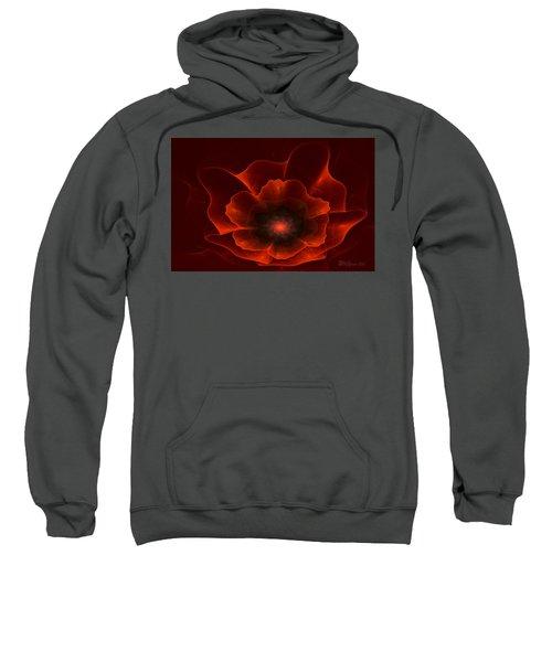 Apo Oriental Poppy Sweatshirt