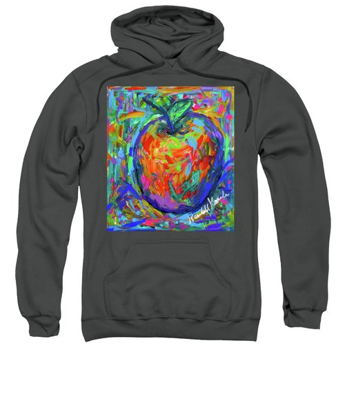 Apple Splash Sweatshirt
