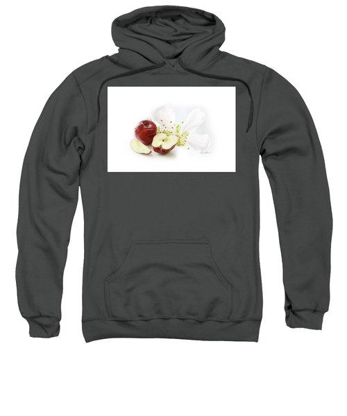Apples And Blossom Sweatshirt
