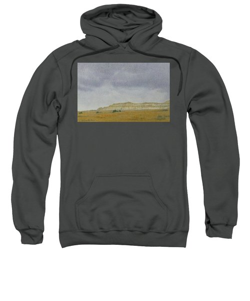 April In The Badlands Sweatshirt