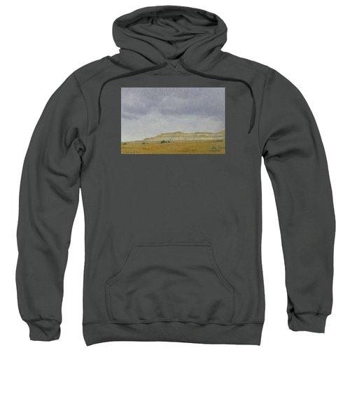 April In The Badlands Sweatshirt