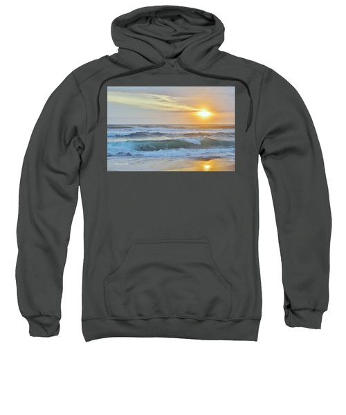 April Sunrise  Sweatshirt