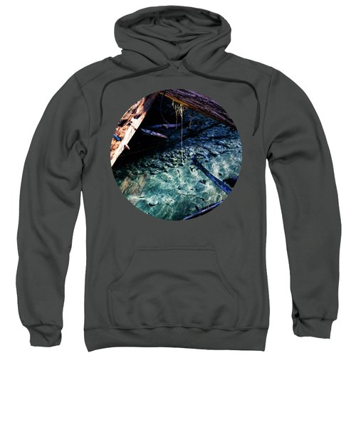 Aquamarine Sweatshirt