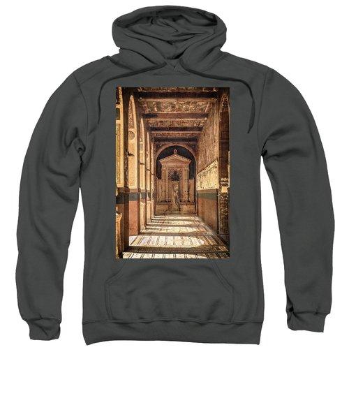 Paris, France - Arcade - L'ecole Des Beaux-arts  Sweatshirt