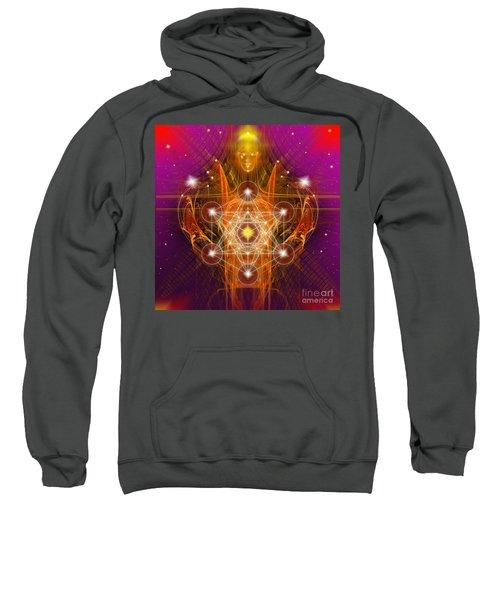 Archangel Metatron Sweatshirt