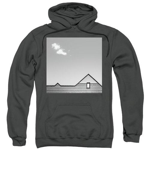 Architectural Ekg Sweatshirt