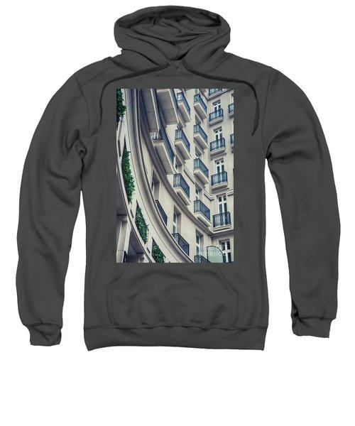 Architecture Background  Sweatshirt