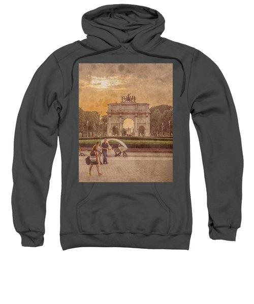 Paris, France - Arcs Sweatshirt