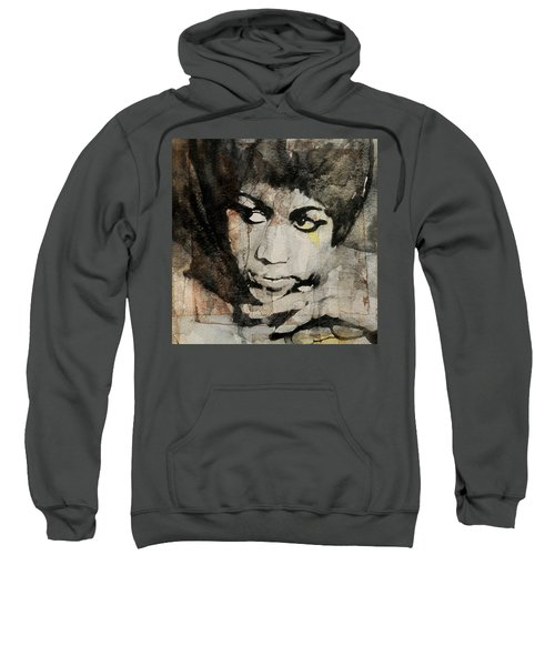 Aretha Franklin - Don't Play That Song For Me  Sweatshirt